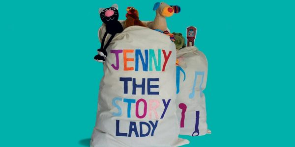 Storytale Festival with Jenny The Story Lady, an interactive story-time thumbnail