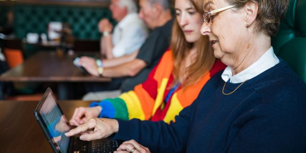 Older People's Computer Cafe thumbnail
